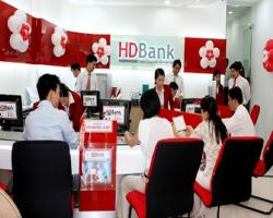 vay tiền trả góp ngân hàng HD Bank